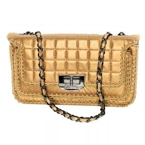 Chanel Reissue Golden Handbag Soft Leather S M